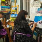 персональное обучение вдохновение шедевры живописи как научиться рисовать где лучше рисовать в спб видеоуроки вебинары арт школа обучение креатив занятия студия алексей жуков курсы живописи