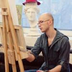 рисование живопись мастер-класс видеоуроки развитие креативности открытие спб питер