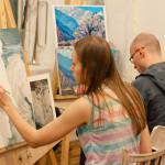занятия по живописи и рисунку недорого васильевский остров копии русская живопись