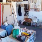 мастерская студия живописи здесь мы учимся