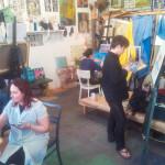 рисование для взрослых арт-корпоративы учиться рисовать хобби удовольствие радость картина маслом персональное обучение индивидуальные занятия спб васильевский