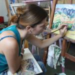 занятия программа курса время занятий живопись творчество питер впечатления
