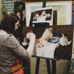 курсы живописи работа над картиной маслом как рисовать натюрморт ракушки драпировки старые мастера импрессионизм
