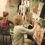занятия в студии рисование с нуля грамотный преподаватель спб развлечения мероприятия петербурга афиша