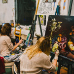 натюрморт лессировки старые мастера живопись эрмитаж лувр галереи выставка научиться рисовать с чего начать поэтапно