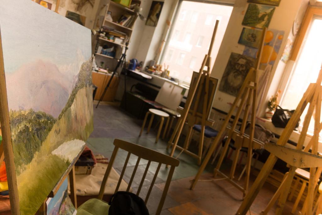 студия живописи видеоуроки мастер-классы спб петербург арт школа изостудия васильевский остров