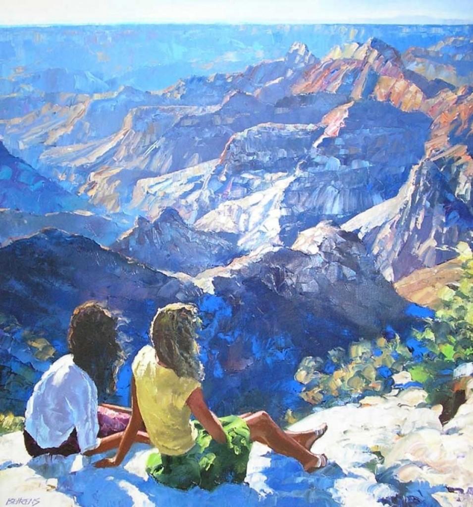 картина в подарок, живопись в интерьер, беренс, где научиться рисовать, санкт-петербург