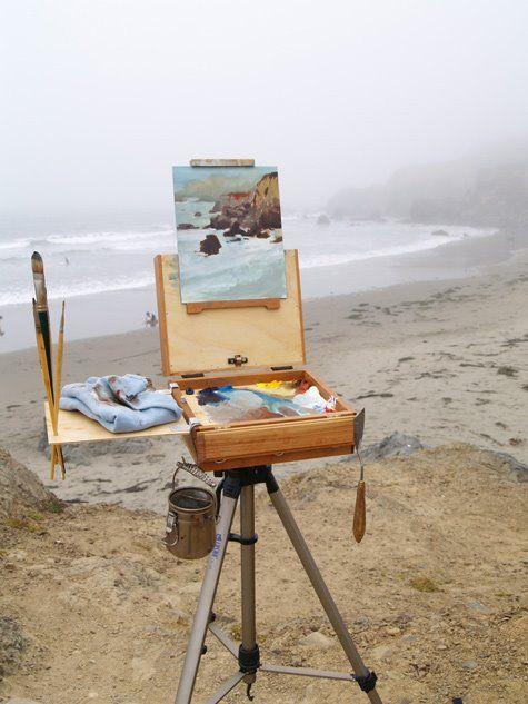 как рисовать пейзаж, научиться рисовать, хобби, удовольствие, радость