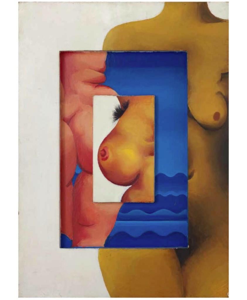 Иван Чуйков Без названия аукцион галерея выставка искусство авангард обучение занятия творчество пойти рисовать