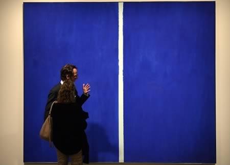 Onement Vi доллары картина маслом выставка синий творчество реализация