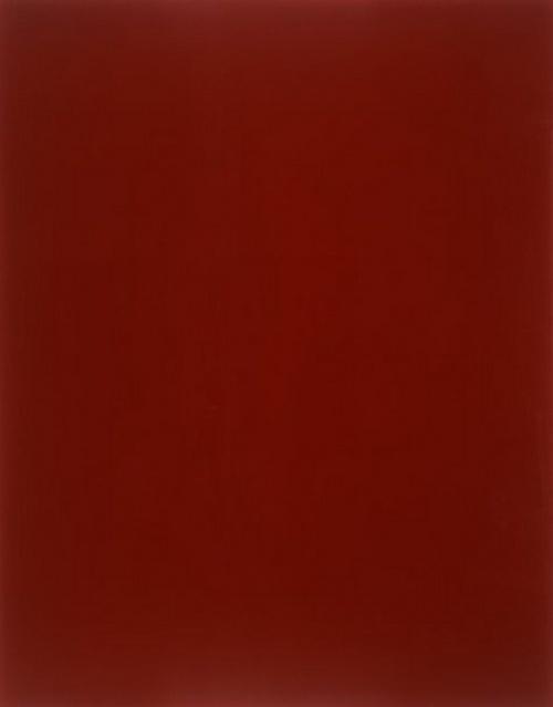 Кроваво-красное зеркало» герхард рихтер цвет картина авангард современные художники