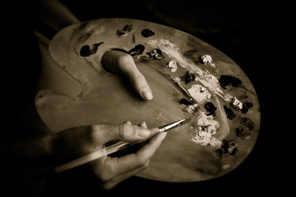 искусство вдохновение творчество креатив праздник картина своими руками