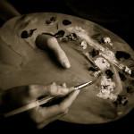 живопись в подарок что подарить сертификат на занятия курсы живописи питер спб васильевский остров художественные товары