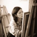 где рисовать как рисовать холст краски кисти художественный вкус талант живопись с нуля петербург курсы