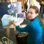 студия живописи курсы обучение быстро эффективно алексей жуков школа рисования натюрморт пейзаж портрет абстракция