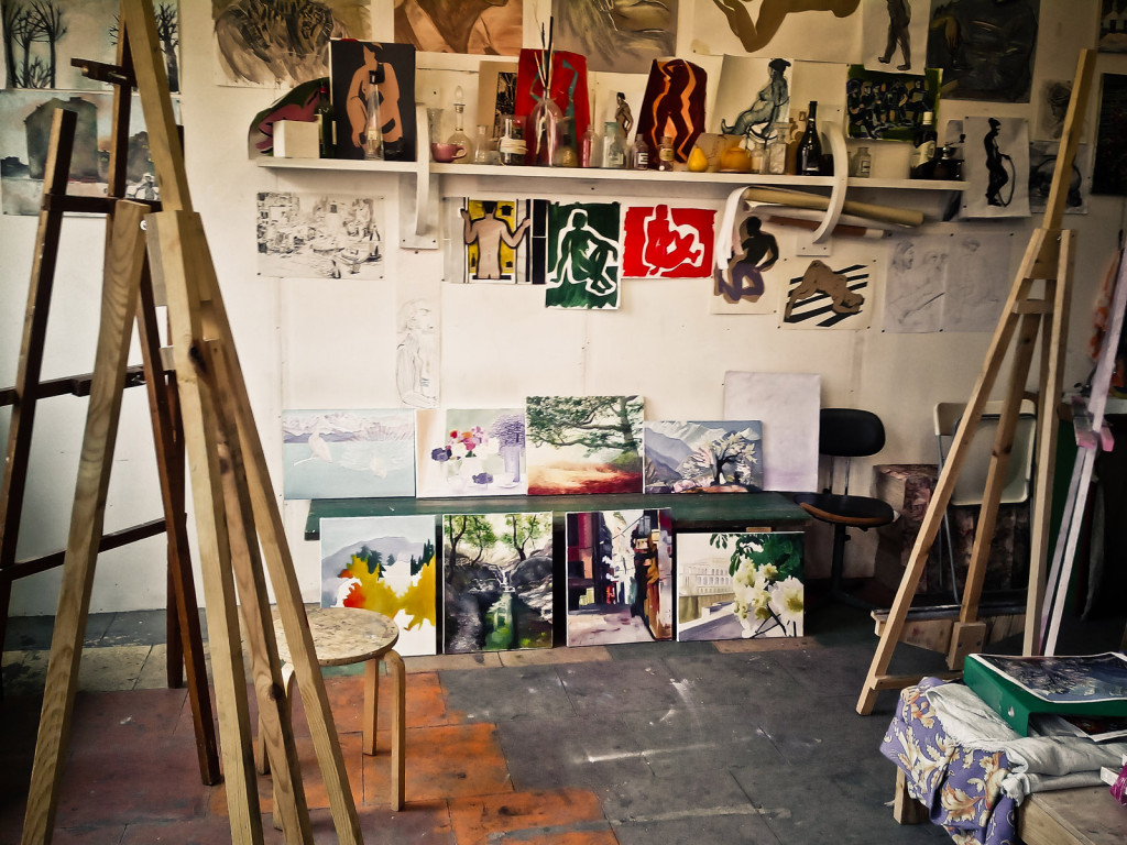 выставка галерея творчество школа живописи рисунок личностный рост