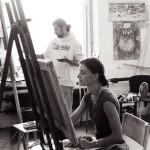 занятия арт позитив красота добро гармония развитие вдохновение научиться качественно публика приятные люди общество тусовкаСОВРЕМЕННАЯ ЖИВОПИСЬ
