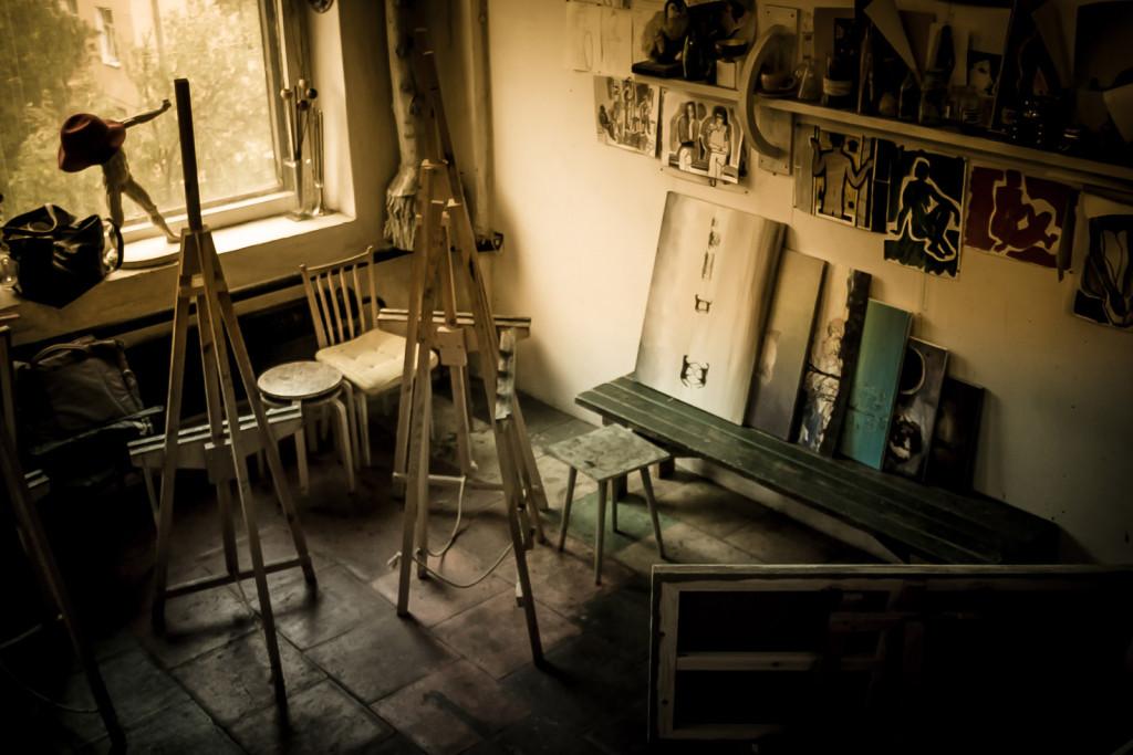 научиться рисовать живопись для взрослых форма обучения релакс удовольствие питер