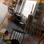 курсы живописи алексей жуков развитие стоящие курсы обучение эффективное радость удовольствие приятная атмосфера лаундж