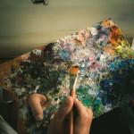 яркие цвета интересная жизнь хобби творчество самореализация развитие таланты спб курсы живописи