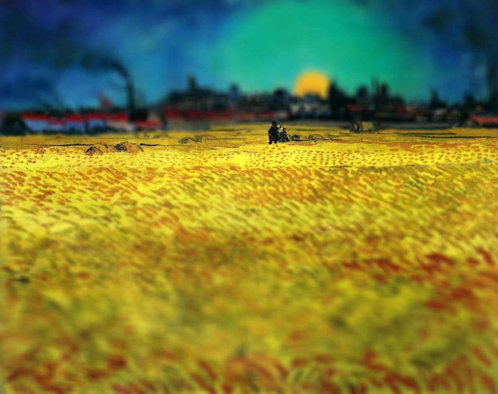 артмуза лофт галерея мастерская живописи творчество вдохновение хобби интересные места петербурга как интересно провести время
