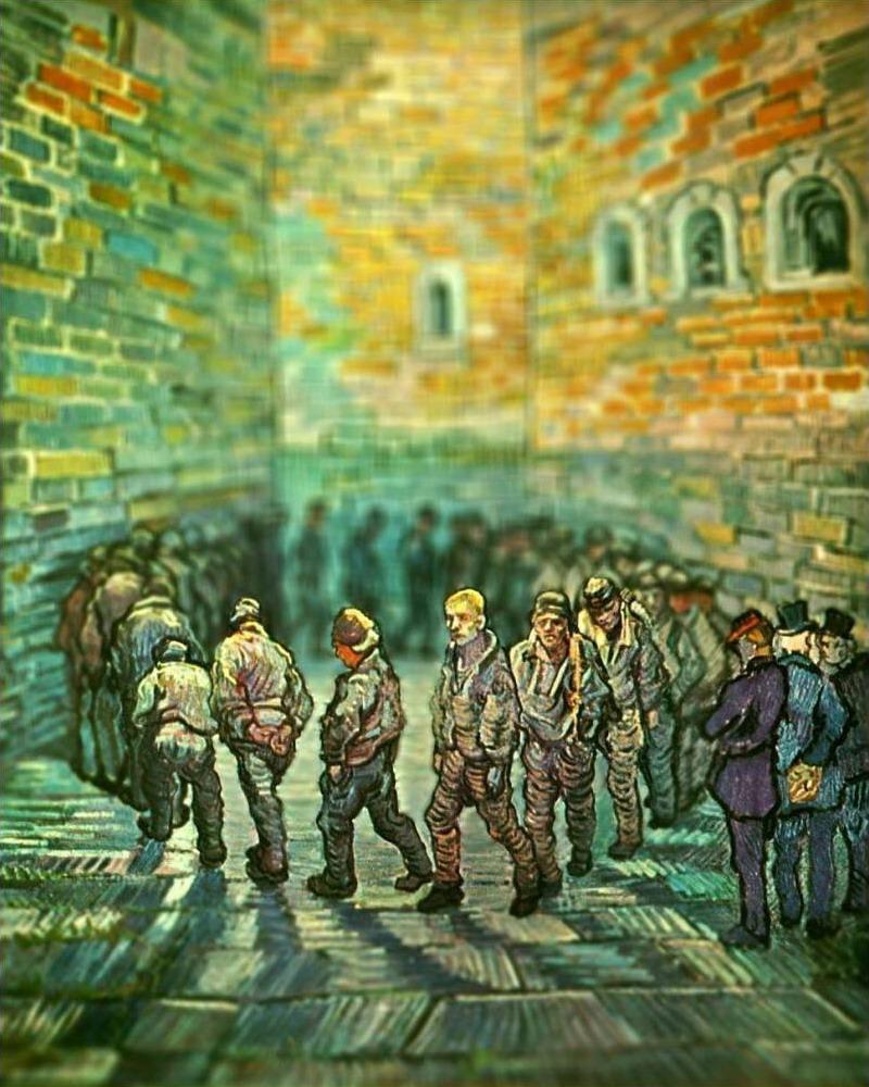 уроки живописи на ваське василеостровский район копия ван гога стили в живописи мастерство мастихин холст краски