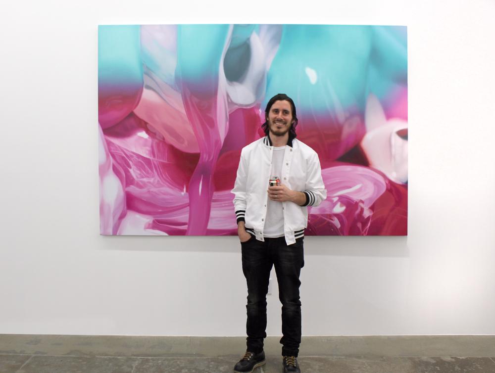 BEN WEINER автопортрет фото портрет с натуры живопись пленер студия рисунка и живописи васильевский остров обучение искусство творчество