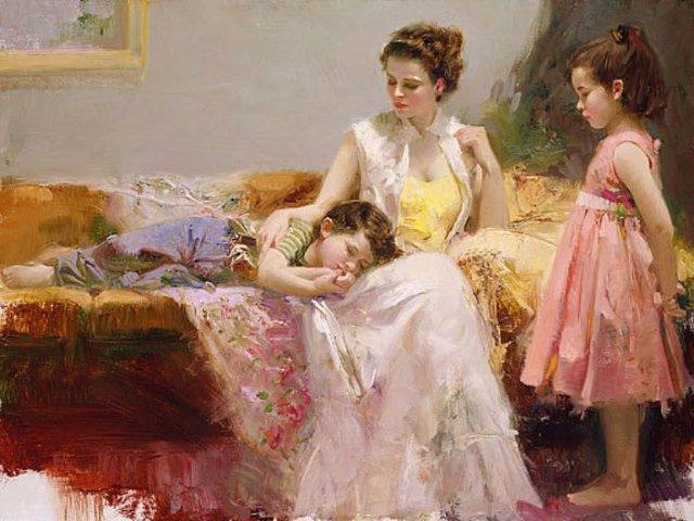 розовый желтый белый красный купить живопись маслом на заказ роспись нарисовать в подарок юбилей свадьба день рождения подарочные сертификаты на занятия по живописи спб арт-студия