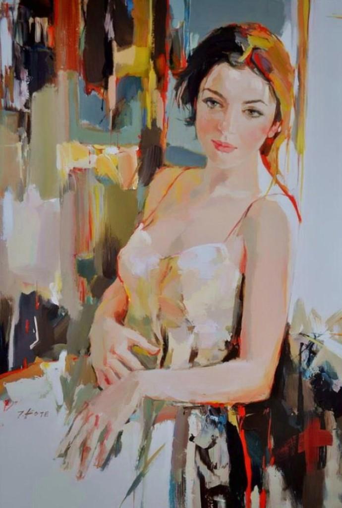 девушка в платье купить картину маслом копии на заказ вдохновение правополушарное рисование как рисовать портрет обучение подарочный сертификат авторский курс алексей жуков спб курсы