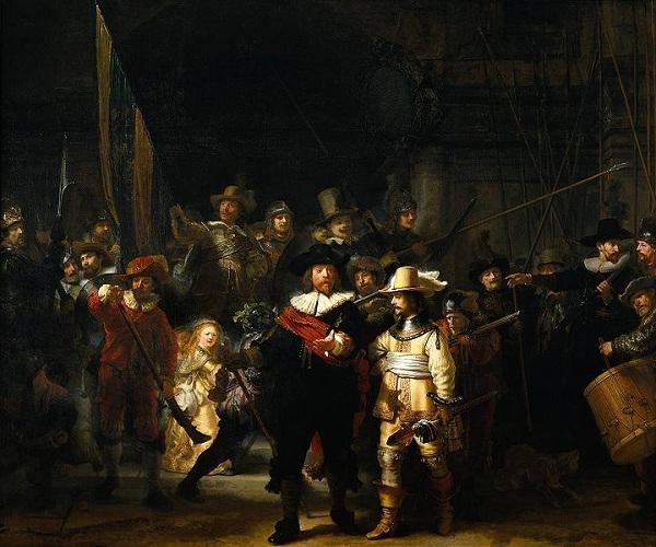 rembrandt рембранд ночной дозор шедевр живописи интересно рисовать как рисовать фигуры людей лица вдохновение хобби детские группы эрмитаж лувр картины росписи портрет по фото алексей жуков
