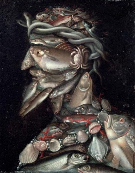 адмирал рыбы портрет ракушки классическое искусство обучение арт школа арт пространство творчество искусство студия на в.о. рядом с метро в центре спб