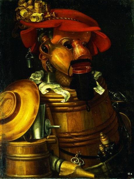 официант арчимбольдо итальянская живопись старые мастера удовольствие вдохновение пейзаж абстракция натюрморт портрет жанры живописи обучение арт курсы нарисовать картину пленер