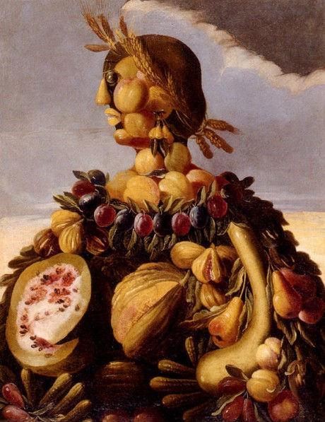 времена года фрукты плоды портрет натюрморт колосья живопись маслом оригинальный подарок картина своими руками как стать художником живопись 19 века современное искусство мастер-класс обучение рисованию