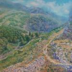 #горы #европа #черногория #картинаназаказ #росписи #купитькартинумаслом