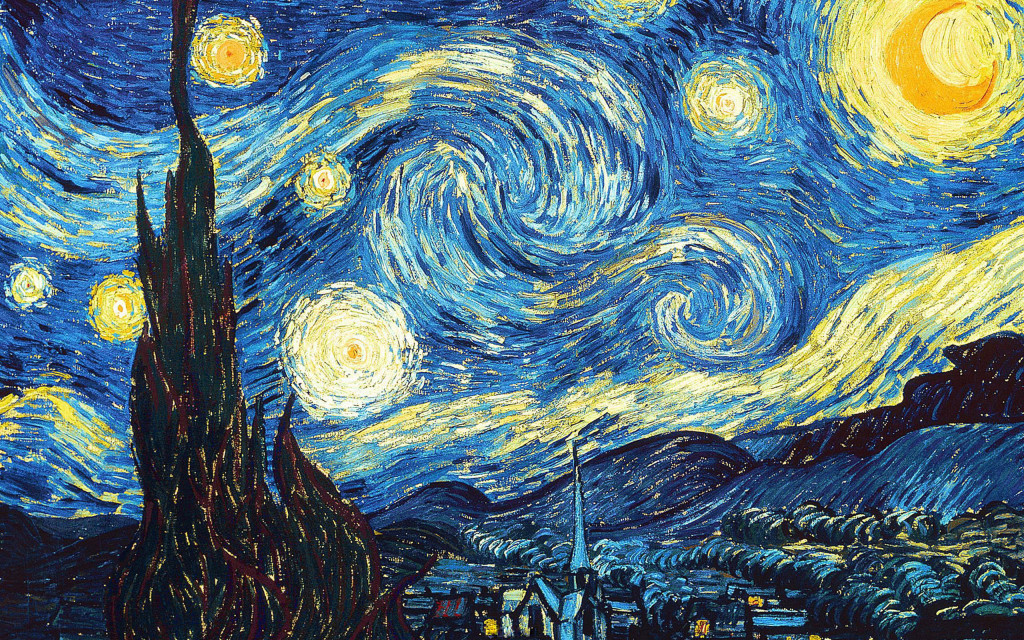 Starry-Night-van-Gogh