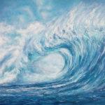 #море #живопись #волна #пена #серфинг #картинавподарок #искусство #купитьживописьспб #айвазовский
