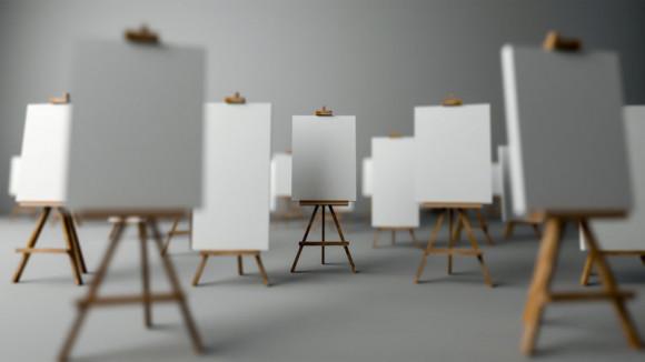 Какой холст выбрать для живописи маслом?