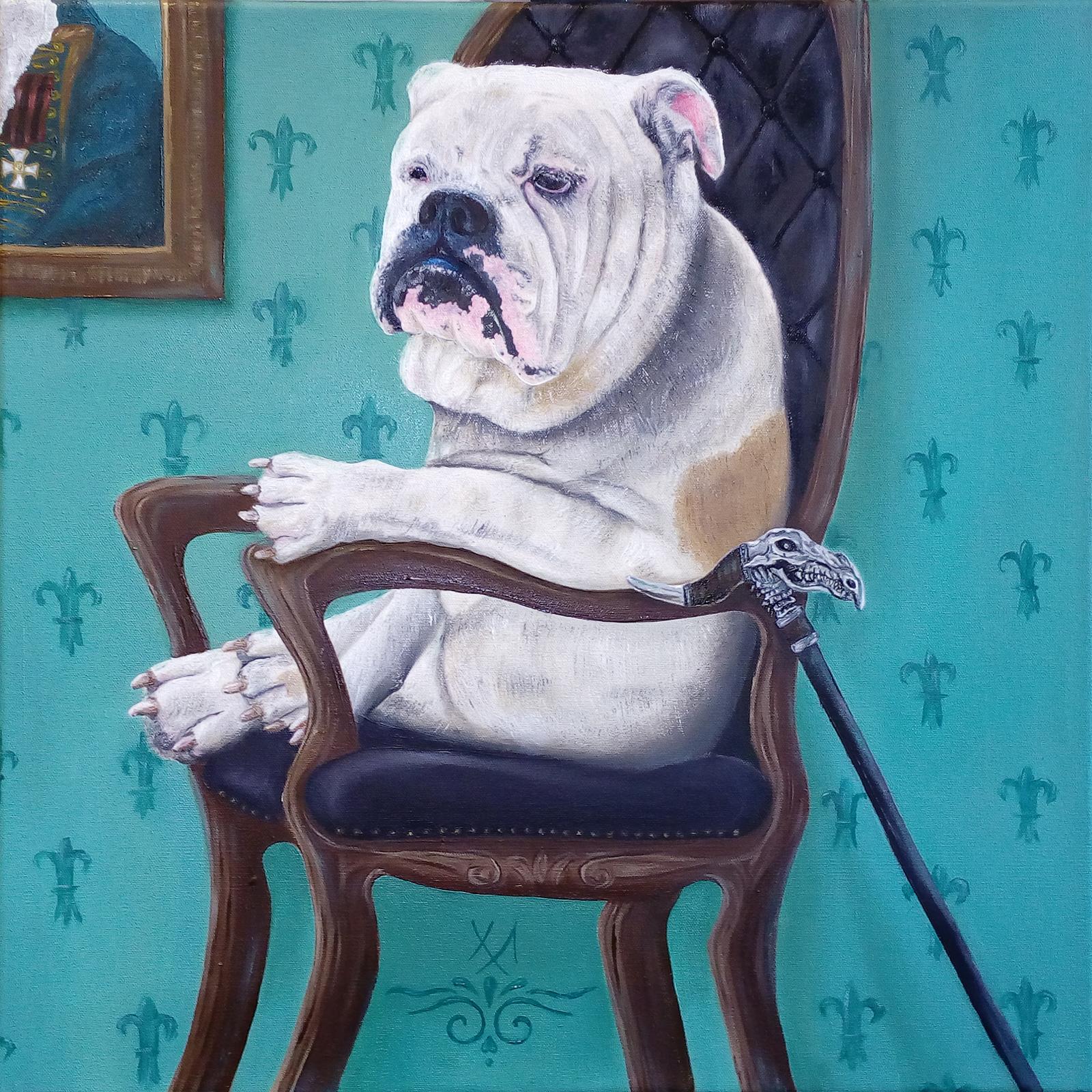 Чертова дюжина потрясающих картин из нашей арт-студии!