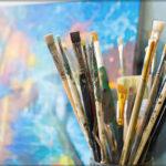 лиговский васильевский арт-школа арт-бюро творческая мастерская пространство лофт живопись маслом научиться картина за раз видеоуроки как рисовать статьи выбор профессиональный художник
