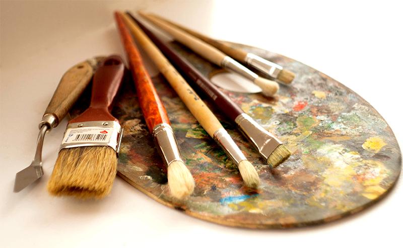 Любителям живописи тест на внимательность