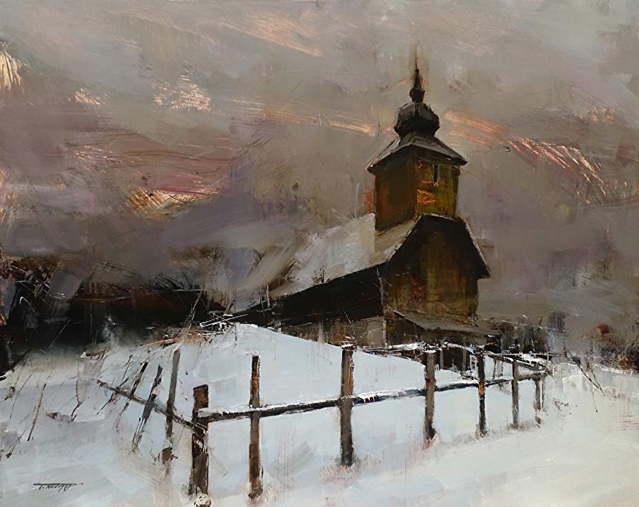 Современная европейская живопись: Tibor Nagy / Тибор Надь